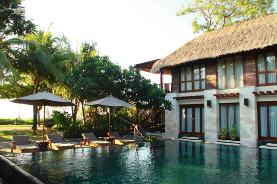 The Sandy Phala Boutique Hotel Bali Indonesien