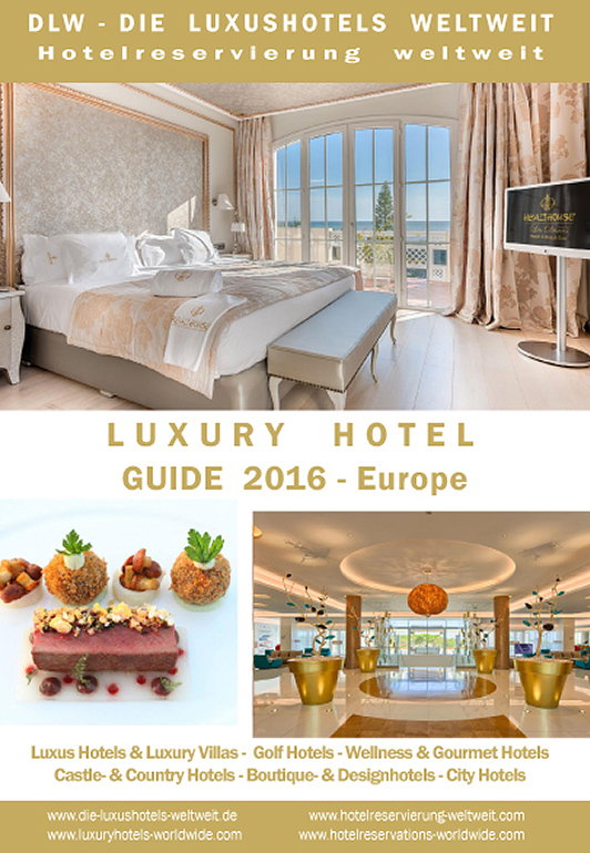 Luxury Hotels catalgoue 2015
